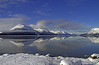 3.2.13 : A spectacular winter day along the shores of Turnagain Arm about 35 miles south of Anchorage.